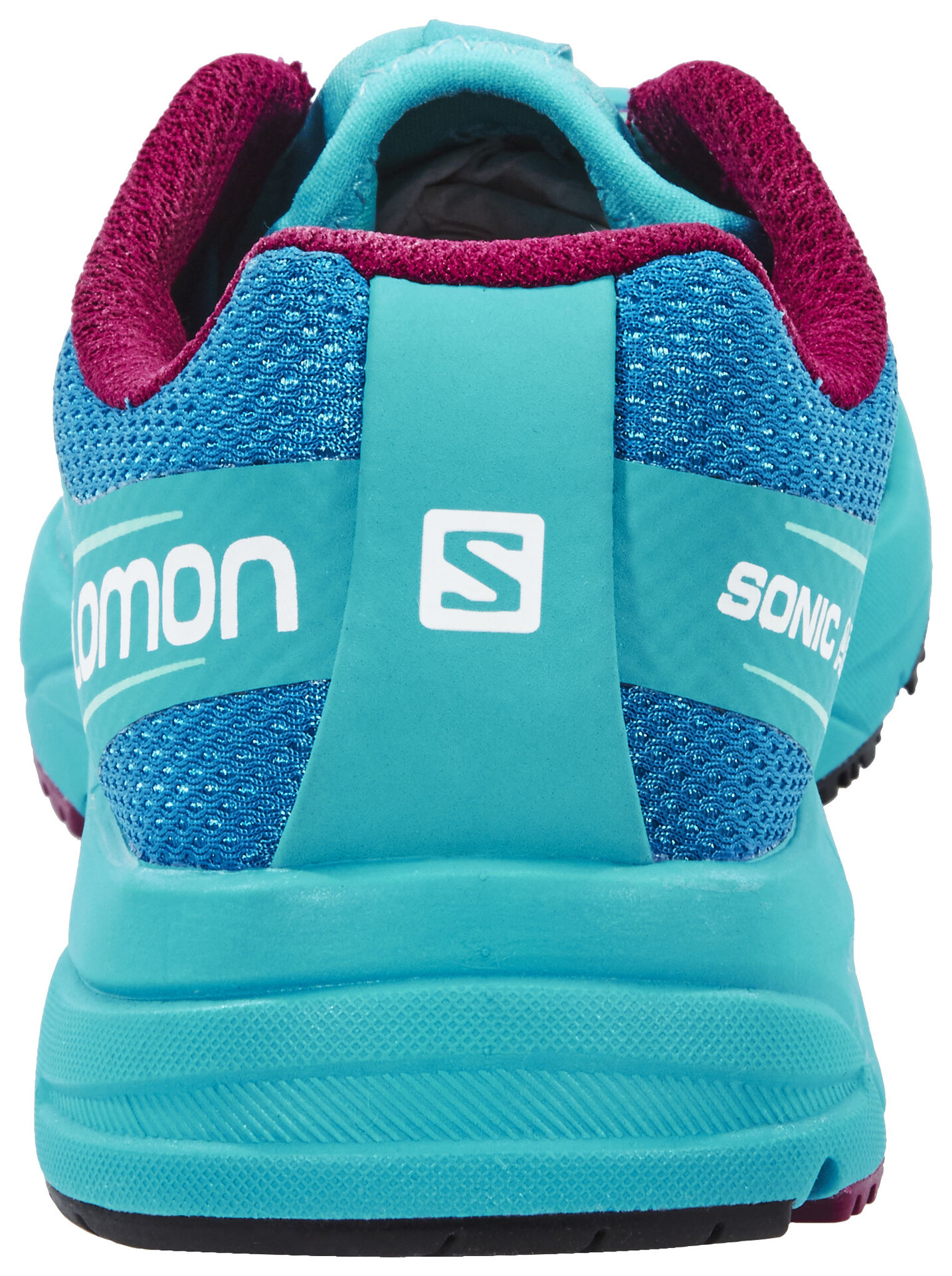 Salomon SONIC Neutral running shoes navy blazerwhite